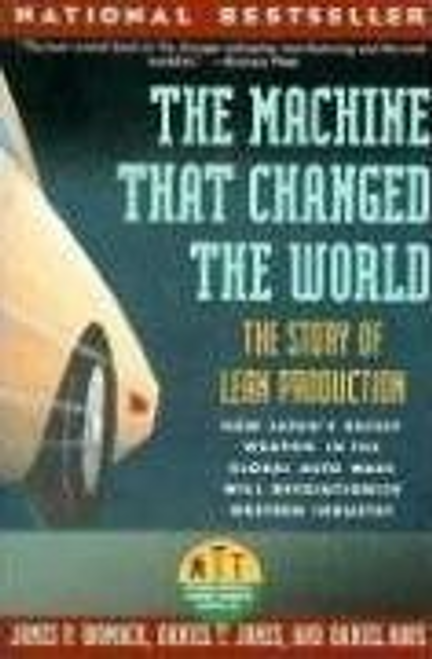 Womack, James P. / Machine That Changed the World