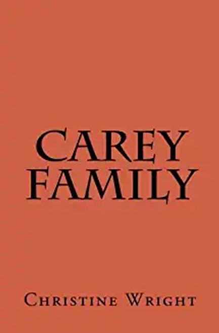 Wright, Christine / Carey Family
