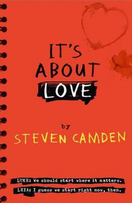 Camden, Steven / It's About Love