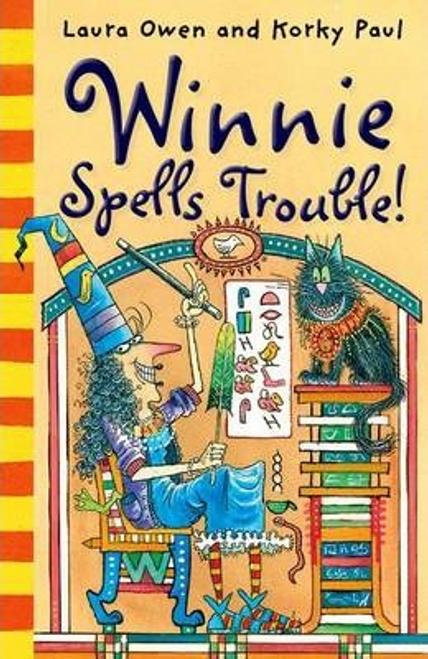 Owen, Laura / Winnie Spells Trouble!