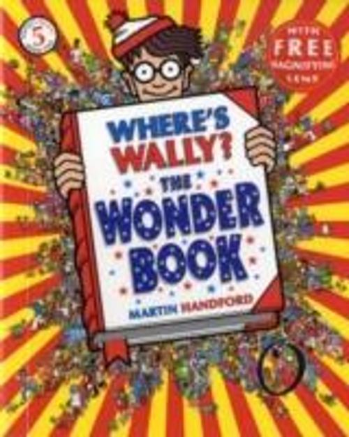 Handford, Martin / Where's Wally? The Wonder Book