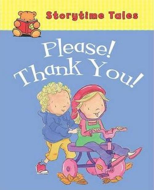 Harker, Jillian / Please and Thank You