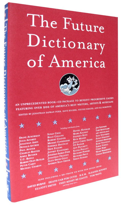 McSweeney's - The Future Dictionary of America - HB & Audio CD - 2004