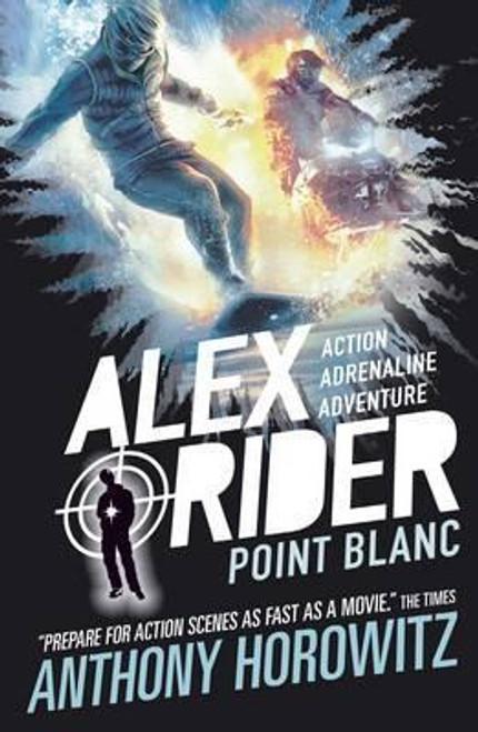 Horowitz, Anthony - Point Blanc - PB - BRAND NEW - ( Alex Rider Series - Book 2 )  )
