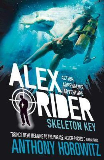 Horowitz, Anthony - Skeleton Key - PB - BRAND NEW - ( Alex Rider Series - Book 3 )