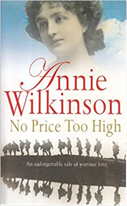 Wilkinson, Annie / No Price Too High Pa