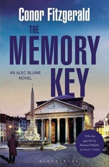 Fitzgerald, Conor / The Memory Key : An Alec Blume Novel