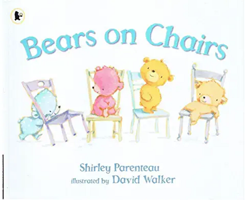 Parenteau, Shirley / Bears On Chairs (Children's Picture Book)