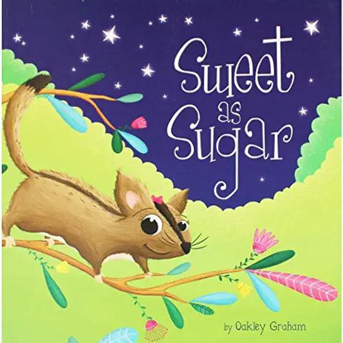 Graham, Oakley / Sweet as Sugar (Children's Picture Book)
