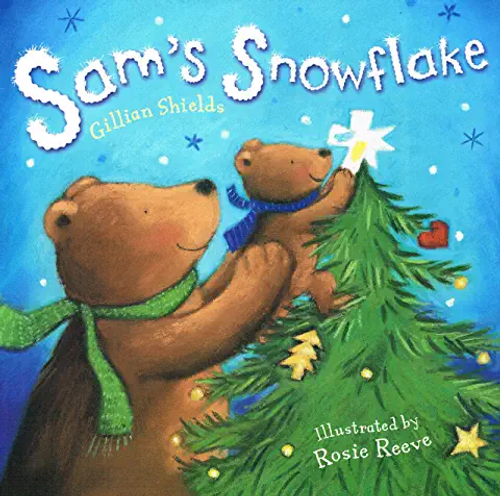 Shields, Gillian / Sam's Snowflake (Children's Picture Book)