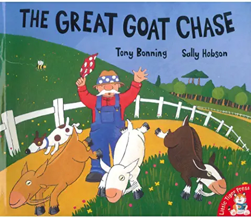 Bonning, Tony / The Great Goat Chase (Children's Picture Book)