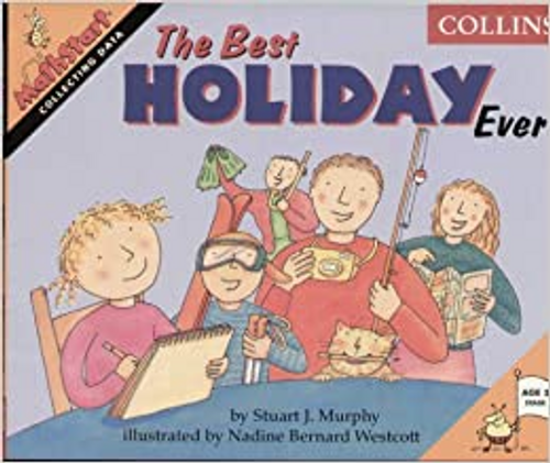 Murphy, Stuart / The Best Holiday Ever (Children's Picture Book)