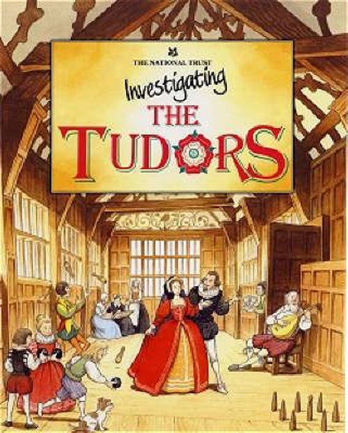 Honey, Alison / Investigating the Tudors (Children's Picture Book)