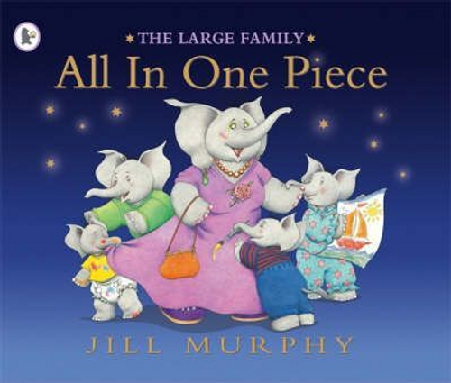 Murphy, Jill / All In One Piece (Children's Picture Book)