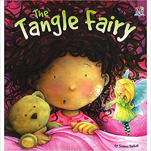 Barker, Seema / The Tangle Fairy (Children's Picture Book)