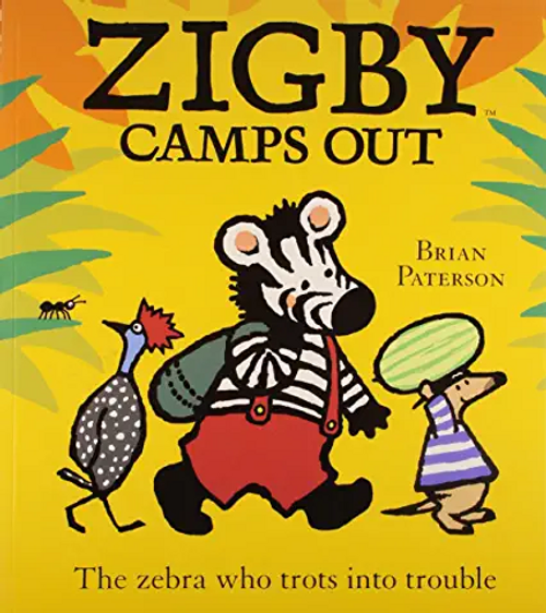 MacDonald, Alan / Zigby Camps Out (Children's Picture Book)