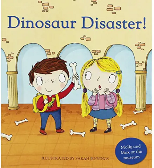 Jennings, Sarah / Dinosaur Disaster (Children's Picture Book)