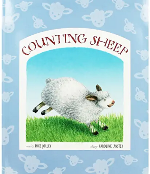 Jolley, Mike / Counting Sheep (Children's Picture Book)