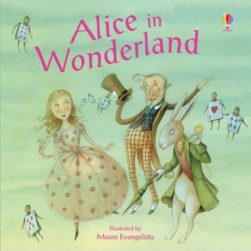 Sims, Lesley / Alice in Wonderland (Children's Picture Book)