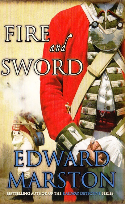 Marston, Edward / Fire and Sword