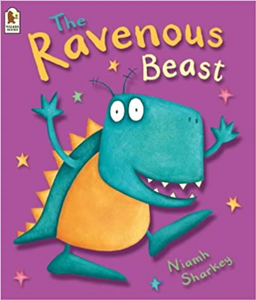 Sharkey, Niamh / The Ravenous Beast (Children's Picture Book)