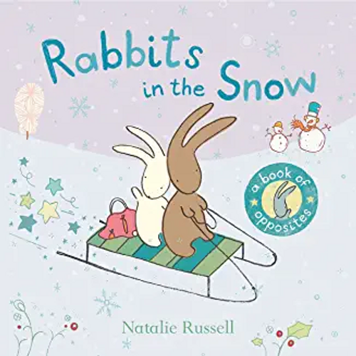 Russell, Natalie / Rabbits in the Snow (Children's Picture Book)