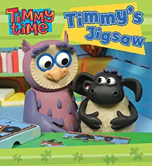 Unknown / Timmy Time: Timmy's Jigsaw (Children's Picture Book)