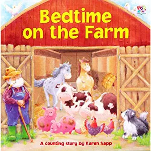 Mellor, Corinne / Bedtime on the Farm (Children's Picture Book)