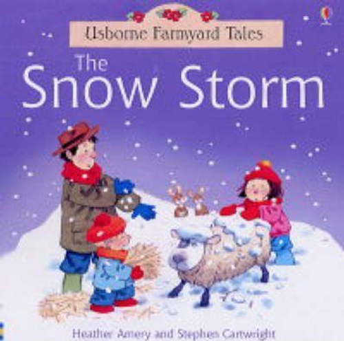 Amery, Heather / The Snow Storm (Children's Picture Book)