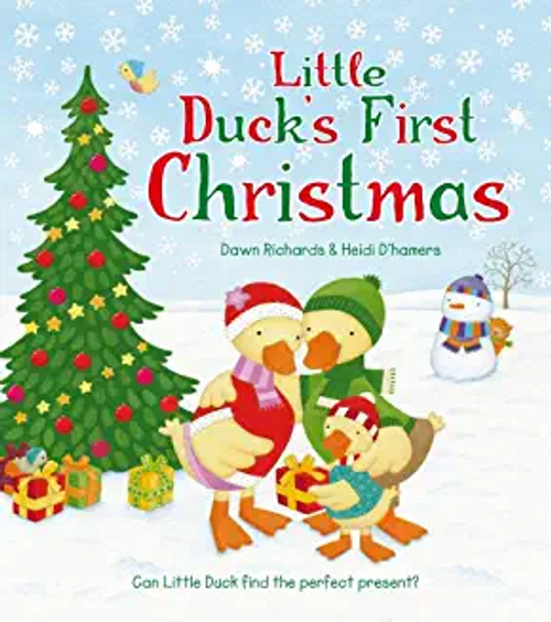 Richards, Dawn / Little Duck's First Christmas (Children's Picture Book)