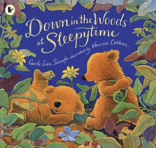 Schaefer, Carole Lexa / Down in the Woods at Sleepytime (Children's Picture Book)