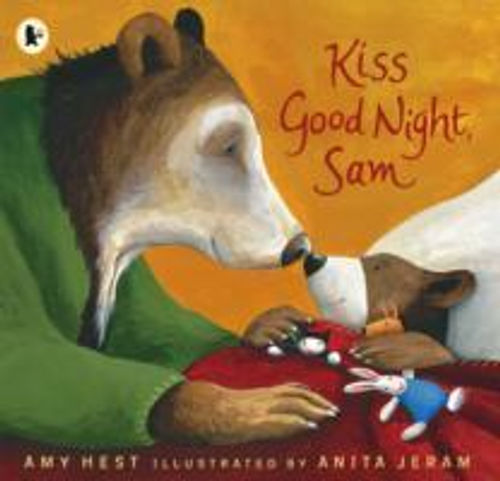 Hest, Amy / Kiss Good Night, Sam (Children's Picture Book)