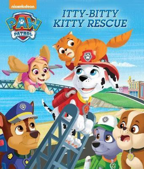 Sullivan, Ursula Ziegler / Nickelodeon PAW Patrol Itty-Bitty Kitty Rescue (Children's Picture Book)