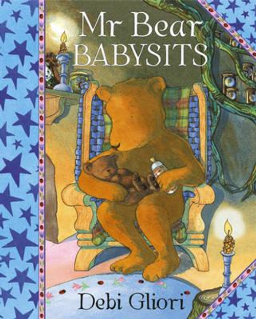 Gliori, Debi / Mr Bear Babysits (Children's Picture Book)