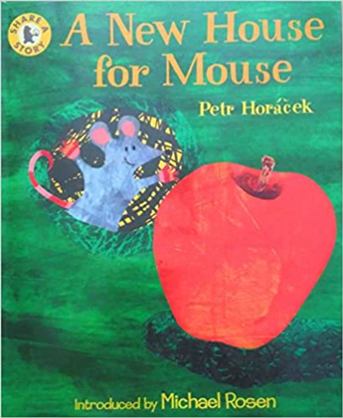 Horacek, Petr / A new house for mouse (Children's Picture Book)