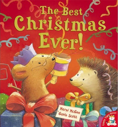 McGee, Marni / The Best Christmas Ever! (Children's Picture Book)