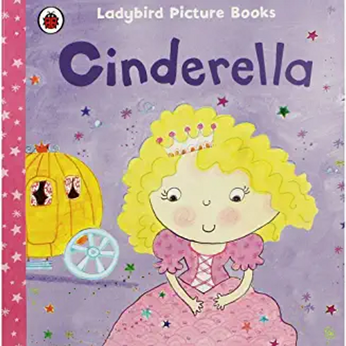 Randall, Ronne / Cinderella (Children's Picture Book)