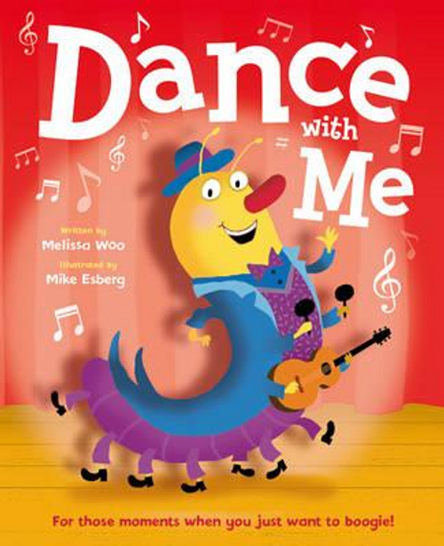 Woo, Melissa / Dance With Me (Children's Picture Book)