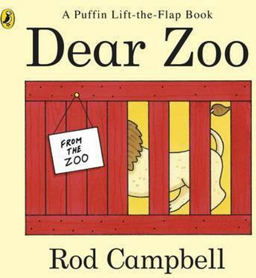 Campbell, Rod / Dear Zoo (Children's Picture Book)
