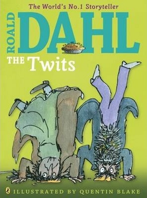 Dahl, Roald / The Twits (Children's Picture Book)