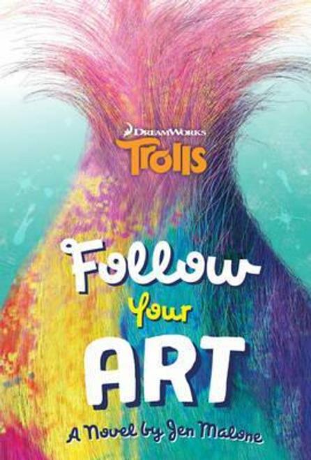 Scholastic / Trolls: Follow Your Art