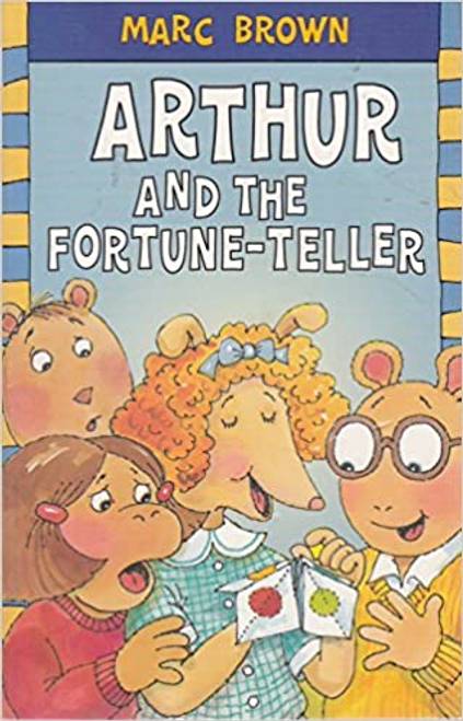 Brown, Marc / Arthur and the fortune-teller