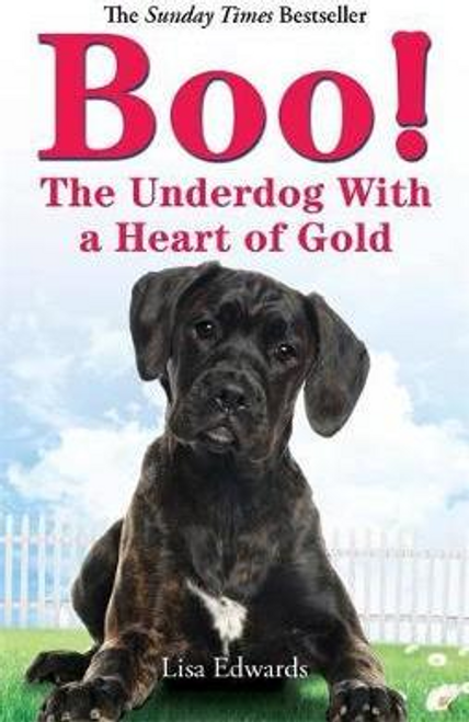 Edwards, Lisa / Boo! : The Underdog With a Heart of Gold