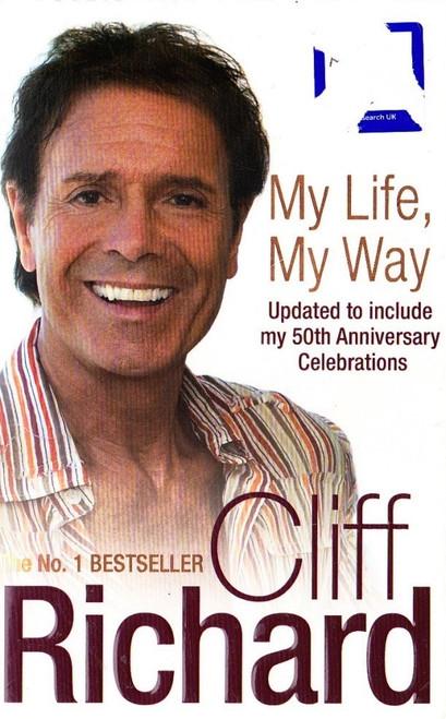 Richard, Cliff / My Life, My Way