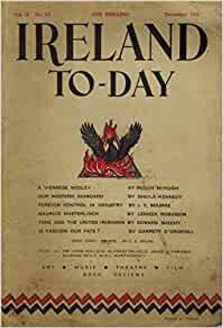 Ireland To-Day - Volume II - Number 12 -December 1937 -  PB