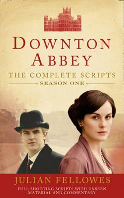 Fellowes, Julian / Downton Abbey: Series 1 Scripts (Official) (Large Paperback)