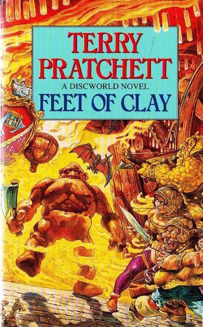 Pratchett, Terry / Feet of Clay ( Discworld 19)