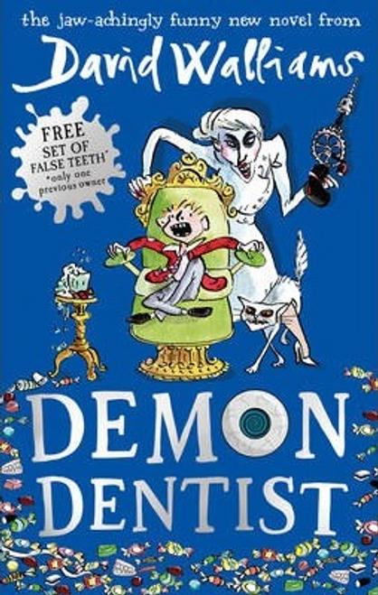 Walliams, David / Demon Dentist (Hardback)
