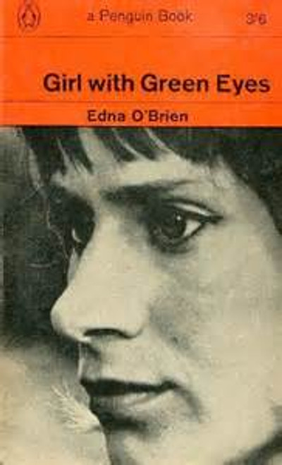 O'Brien, Edna - Girl With Green Eyes - Vintage Penguin PB - 1966 ( Originally 1962)