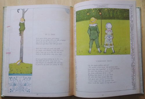 Sowerby, J.G & Hemmerson, H.H - Afternoon Tea : Rhymes For Children- Facsimile Edition  - HB